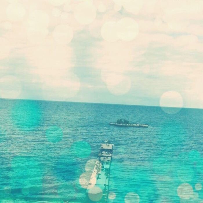 Clouds Summer ☀ Beach Day Nice View