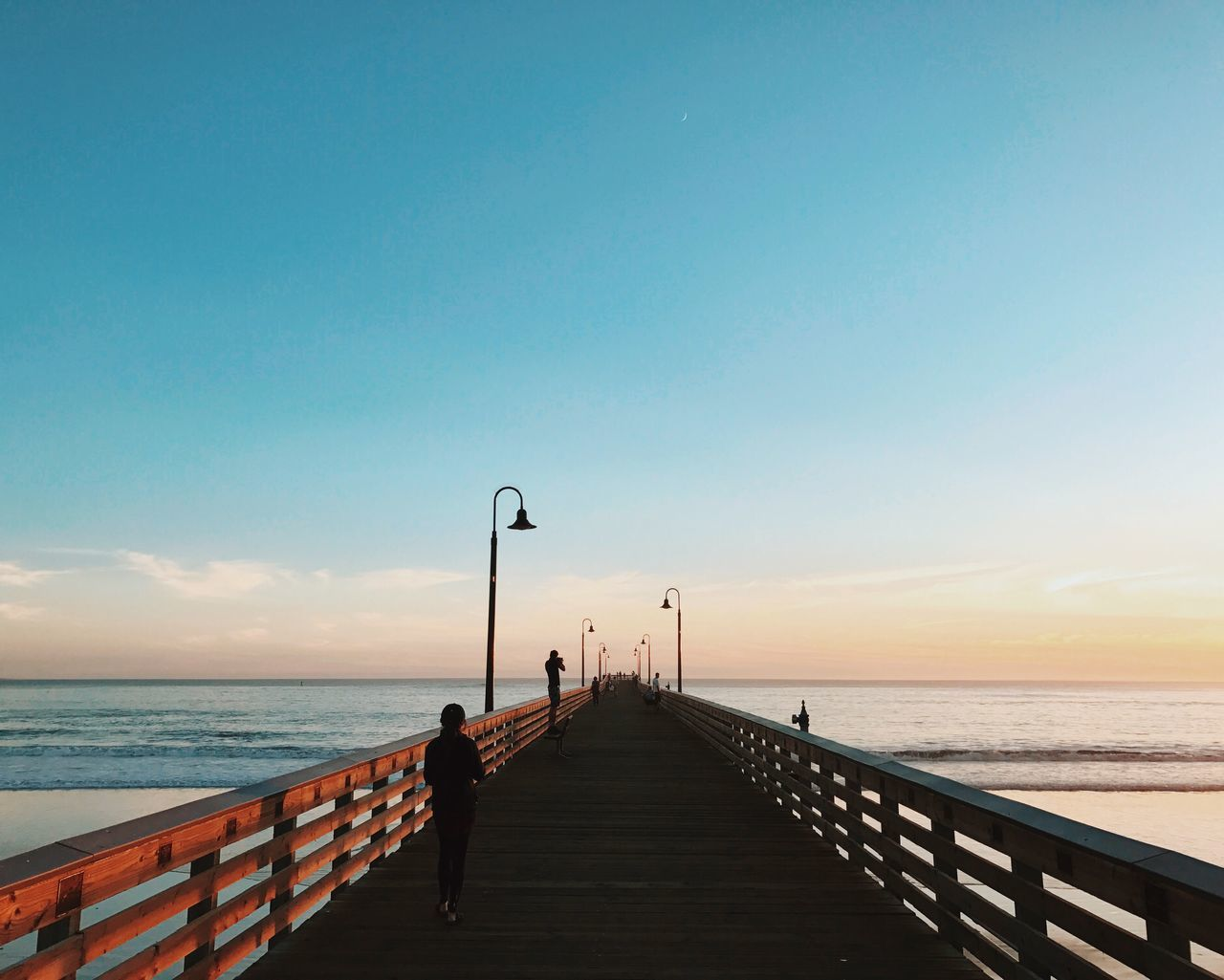 Beautiful stock photos of sky,  Beach,  Beauty In Nature,  Blue,  Cayucos