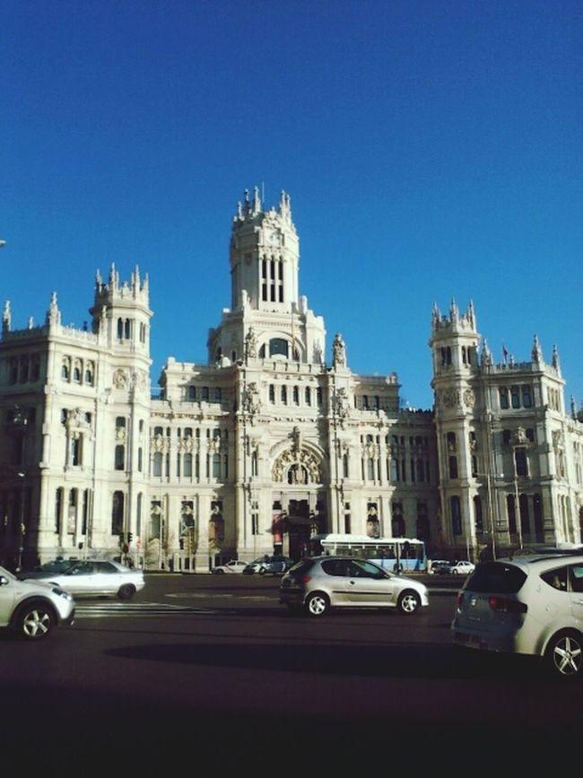 town hall Madrid Townhall Sunnyspain Elsol