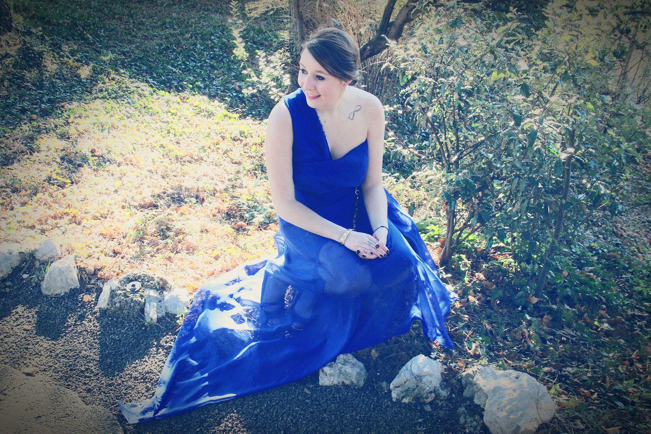 Modèle Nouvellecollection Estivencreation Dress Blue Ice Princesses