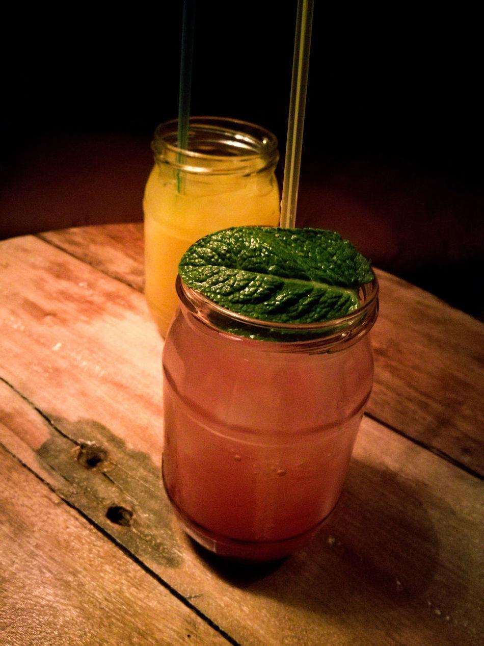 Foodporn Drinks Lemonade DIY Wingman