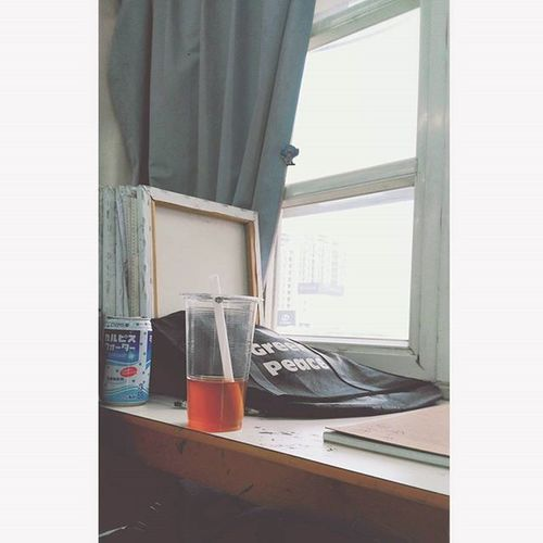 Artclass Netbook Comfortable Paint Sunshine Table Desk Art Tea Window 可爾必思