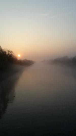 Nebel am Mittellandkanal 31718 Pollhagen