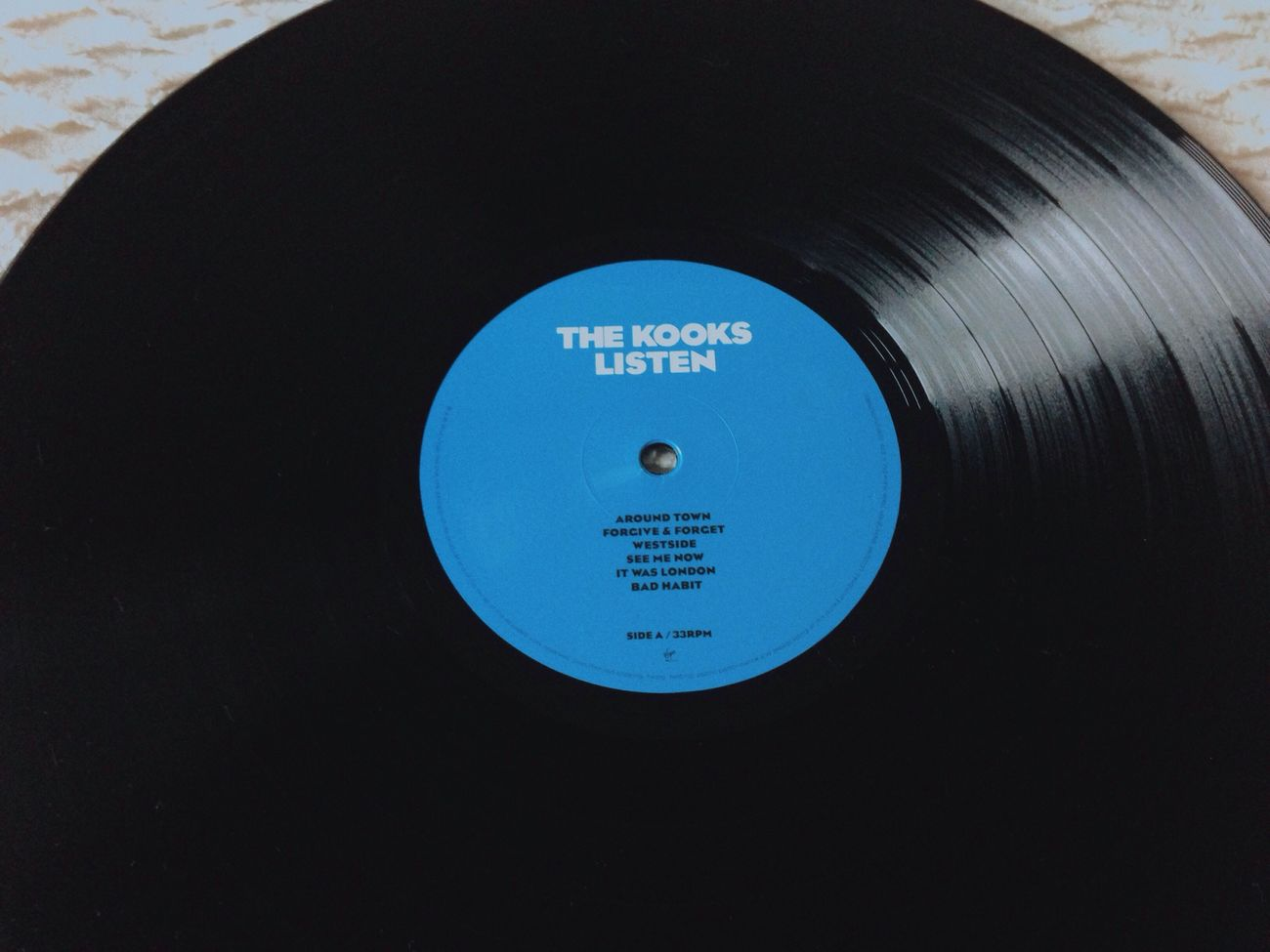 Vscocam Light The Kooks Vinyl