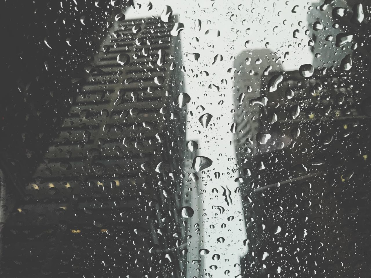 Rainy Days // Wet Glass - Material Drop Window Rain Car Water Vehicle Interior Transportation Car Wash Cleaning Mode Of Transport No People Land Vehicle Day Rainy Season Close-up RainDrop Indoors  Sky