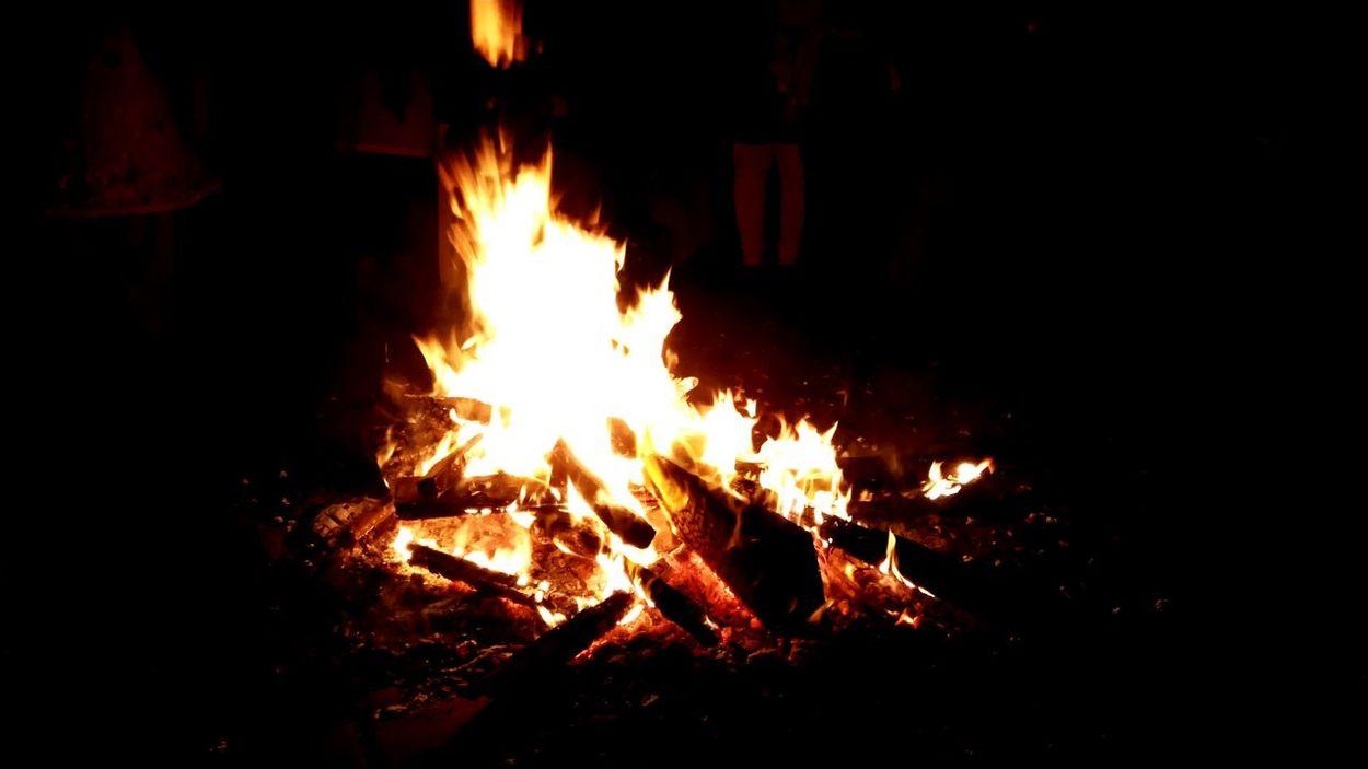 Darkness And Light Lohri Gitish Bonfire Night