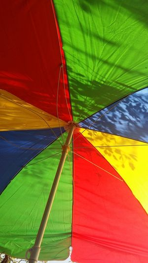 Red Multi Colored Green Color Protection Rain Yellow Wet Backgrounds Close-up No People Outdoors Beach Umbrella Sunlight Panama507 Panama City San Carlos Panama