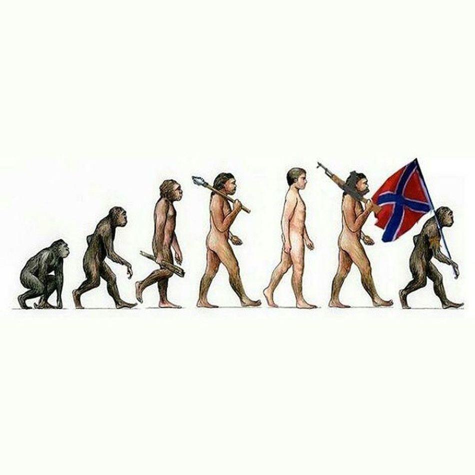 Эволюция жителей так называемой Новороссии. РусскийМир крымнаш путин Россия новороссия РусскиеИдут