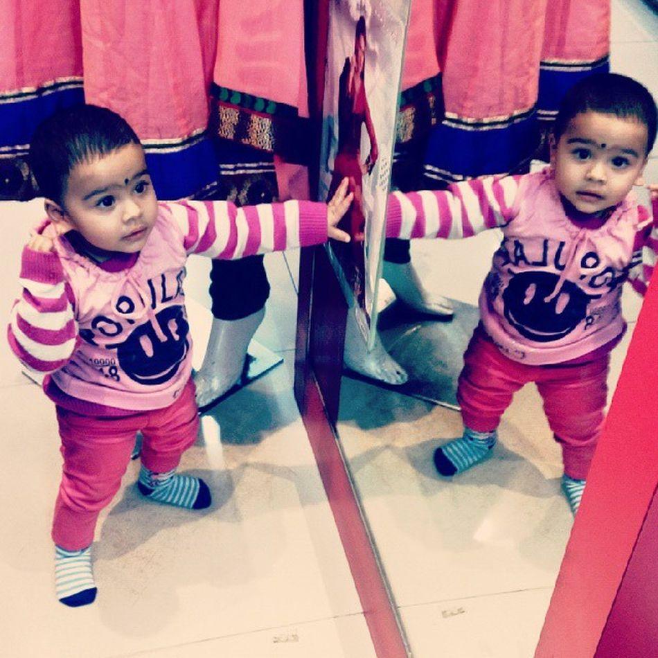 Shopping Malleshwaram Baby Namma_bengaluru Vscocam VSCO HTC Instagram Instabanglore Little Camp Pink Namma_karnataka Nkmemes Mirror Mobileupload
