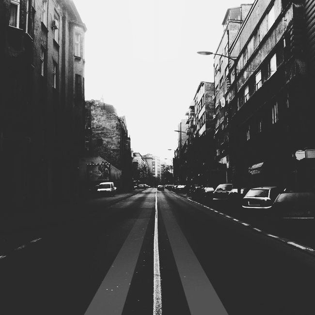 Streetphotography Blackandwhite Streetphoto_bw AMPt - Vanishing Point