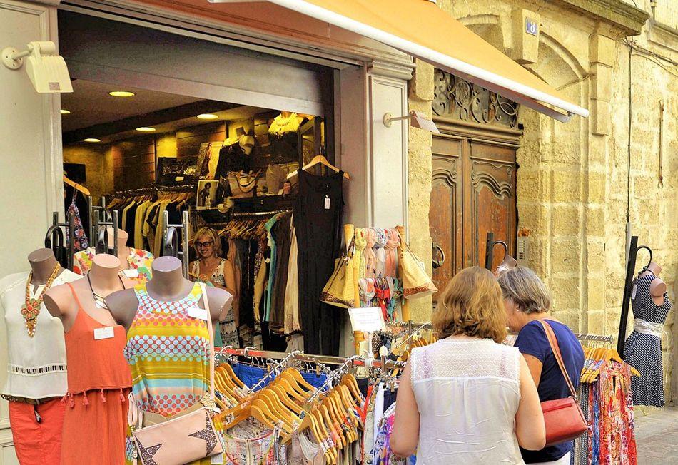 France🇫🇷 Uzés Provence Everyday Joy Street Photography Summer Feelings  Enjoying Life Holidays ☀ EyeEm Best Shots Relaxing Shopping ♡