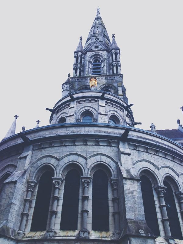 Vscocam IPhoneography Church Cathedral Ireland🍀 Churches
