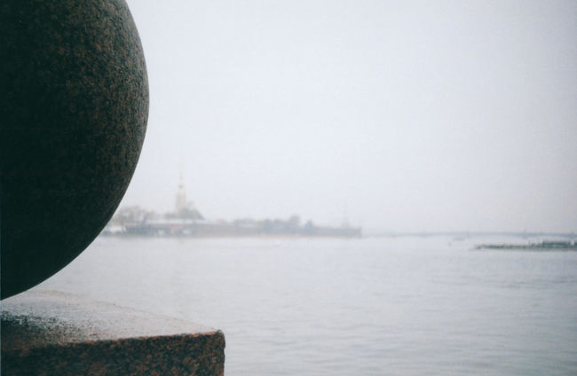 Blurred Perrspective Clear Sky Close-up Day Film Photography Focus On Foreground Moody Nature Original ExperiencesOutdoors Rain Rany Day Rippled Roud Shape Saint Petersburg Scenics Semisphere Sky The Peter And Paul Fortress The Spit Of VasilyevskyIsland Tranquil Scene The Architect - 2016 EyeEm Awards Travel Destinations Water