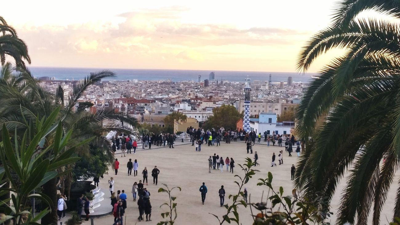 Traveling Euronlyyoungonce Travel Europe Wanderlust España Barcelona Parcguell Europeanunion SPAIN