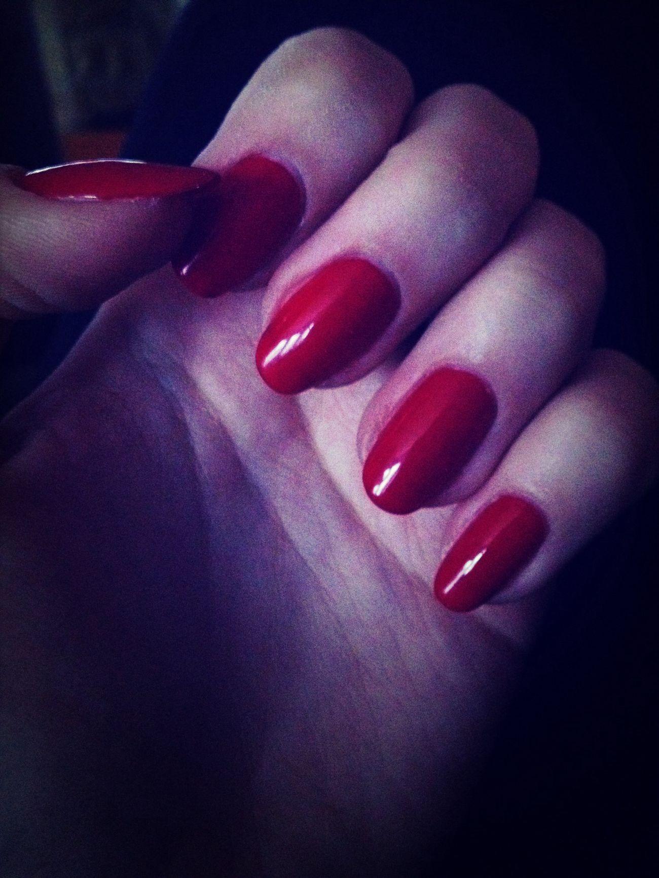 Mmm piękne paznokcie