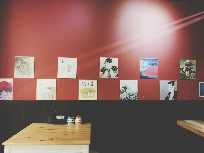 Interior Decor Japanese  Ramen Shop Asian  Simple But Elegant Yum Yum Will Be Back As Soon As I Crave For U Babe Bye Now