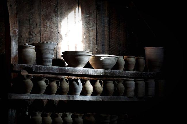Pottery Shelves Barn Clay Clay Work Töpferware Scheune Tön EyeEm Best Shots Eye4photography  EyeEm Gallery EyeEm Eye4photography