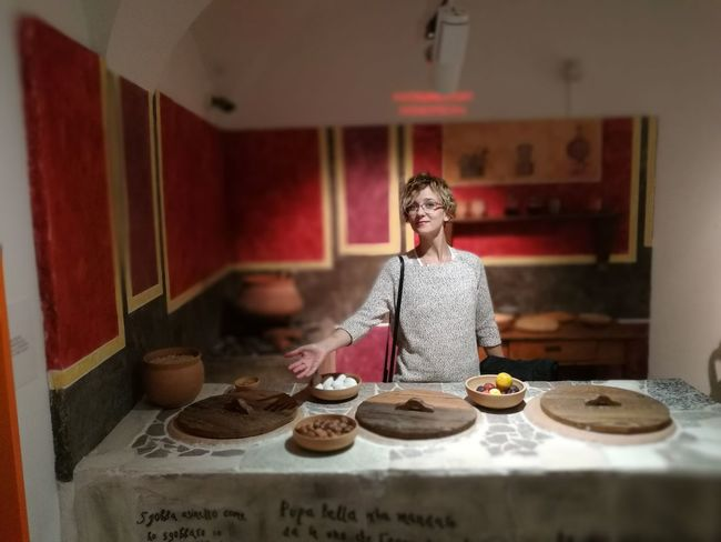 People And Places Aosta Roman Architecture Kitchen