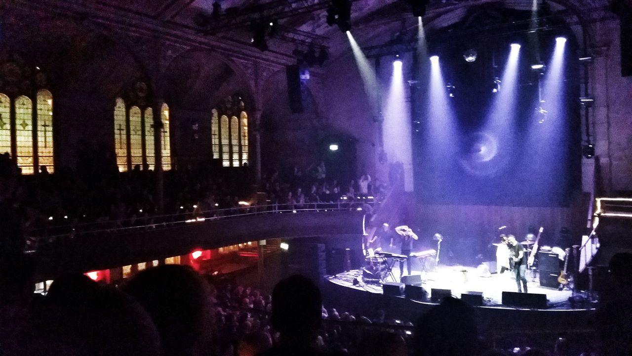 Albert Hall Concert Lamb Manchester