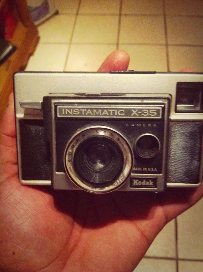 The Camera I Strated Out With