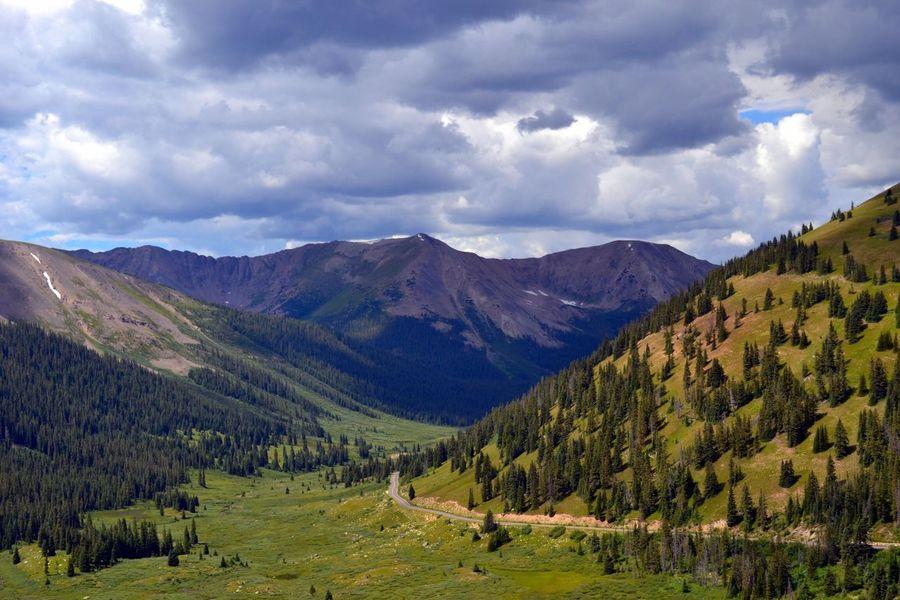 Valleys Mountain Scenery