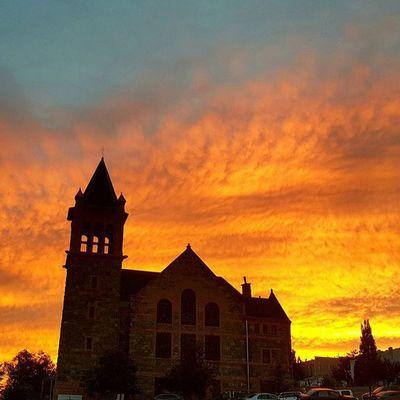 Nofilter Lohi Summerisepic Churches denversunset
