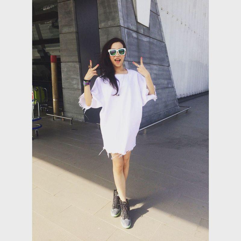 HAPPY HK VACATION ✌🏻️ Chillin Selfie Everythingisawesome Xoxo 💚