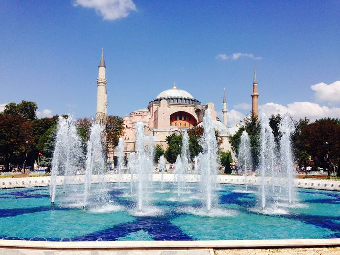Istanbul Türkiye Ayasofya Hagiasophia  Camii Mosque