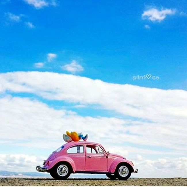 Pink♡ Car♡