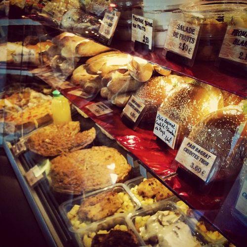 Boulangerie Time !