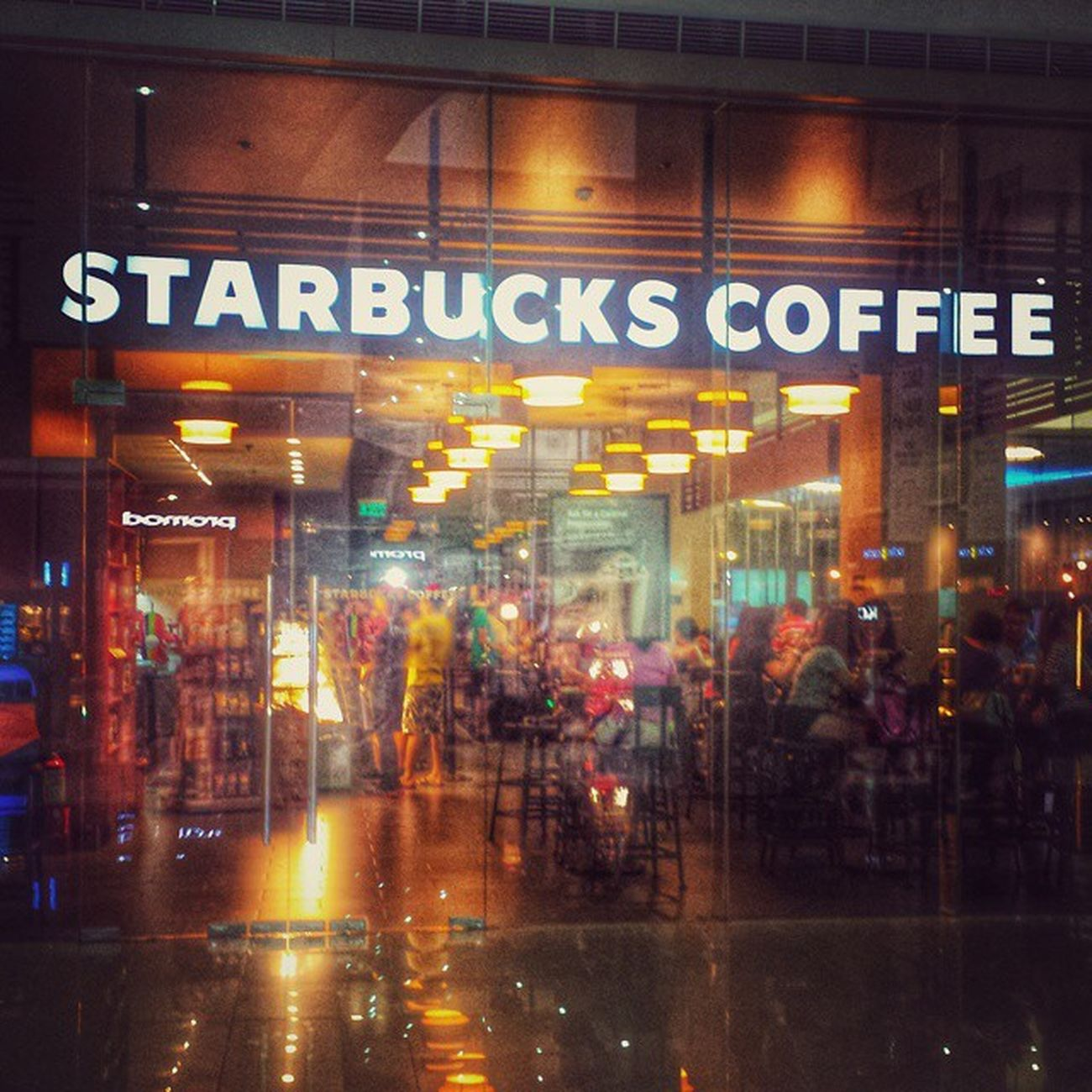Starbucks Coffee Coffeeshop Laspinas South