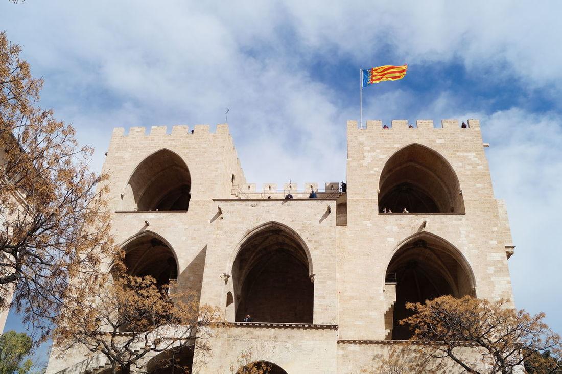 Ancient Civilization Comunidad Valenciana Comunitat Valenciana Culture Espana-Spain España🇪🇸 Historic History Old Regne De Valencia Reino De Valencia Torres De Serranos Towers Valencia, Spain