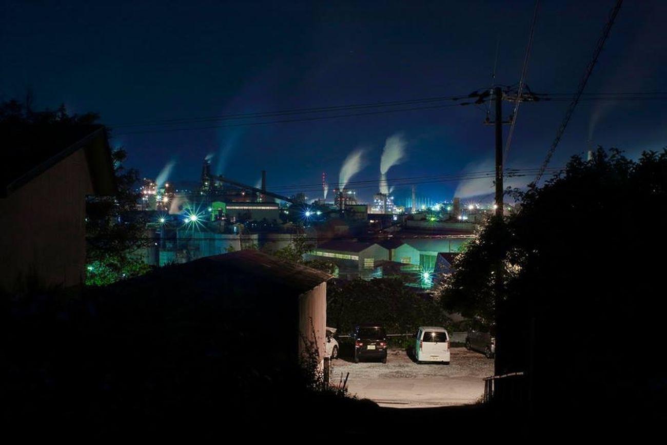Light Night 室蘭 Factory