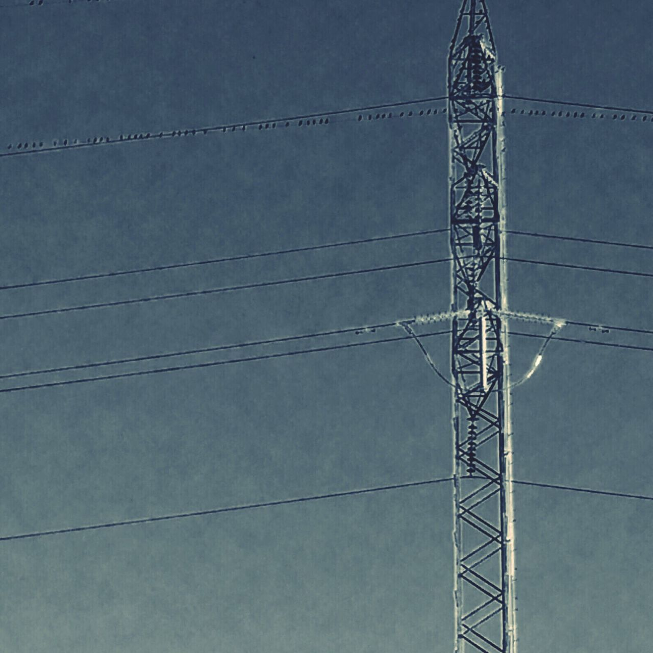 cable, electricity, power line, connection, power supply, electricity pylon, low angle view, day, no people, fuel and power generation, outdoors, technology, parallel, sky