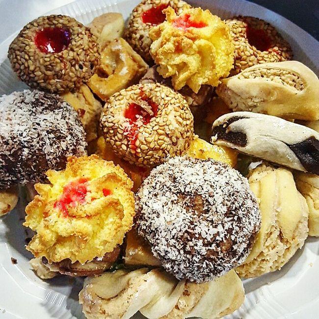 Patisseries Sucre Marocaines Food