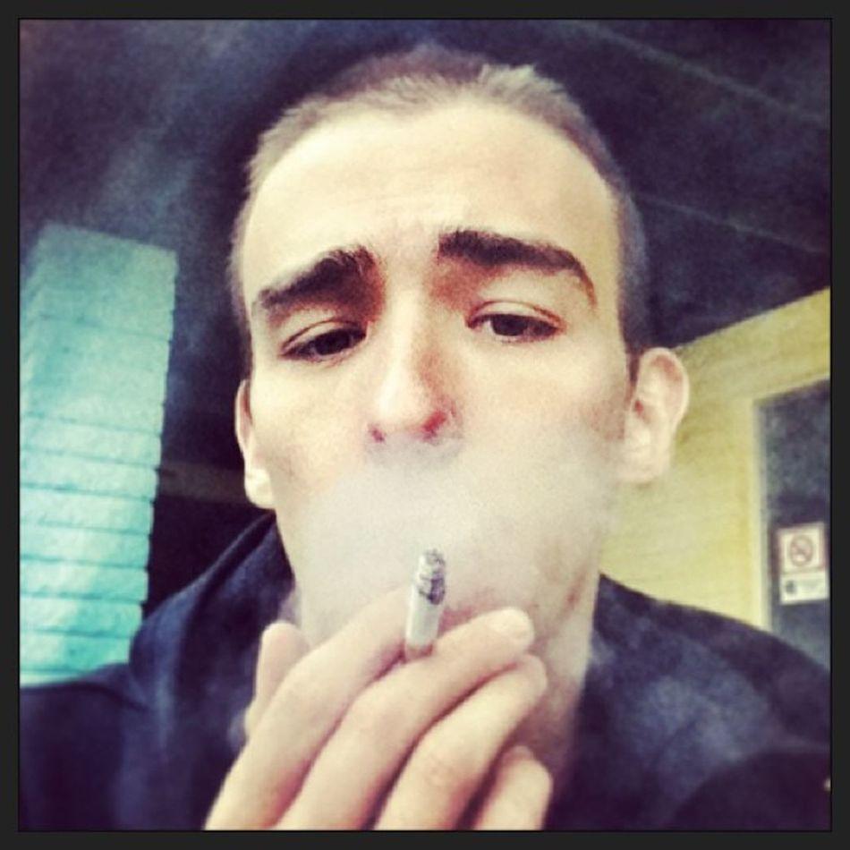 Smoke em if you got em. Selfpic Instagay Smoking Cigarettes