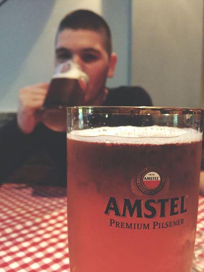 Beer Amstel
