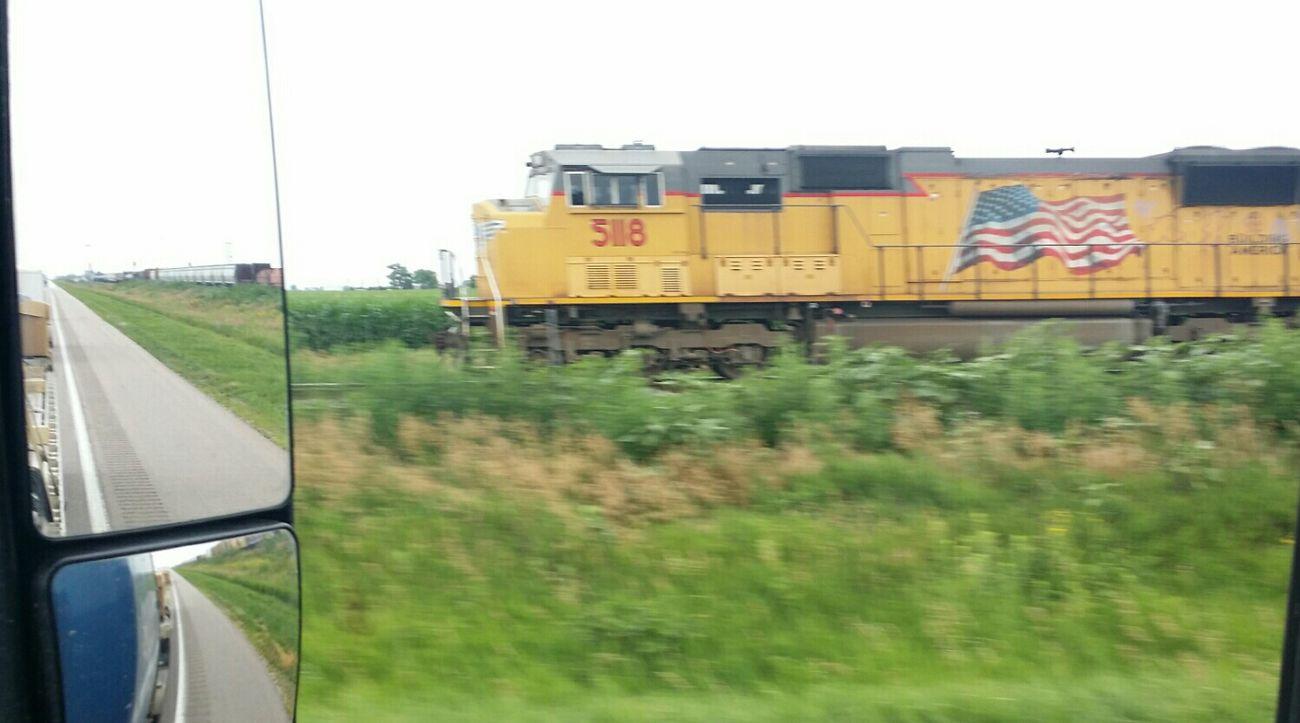 Frieght Hauling! Locomotive.