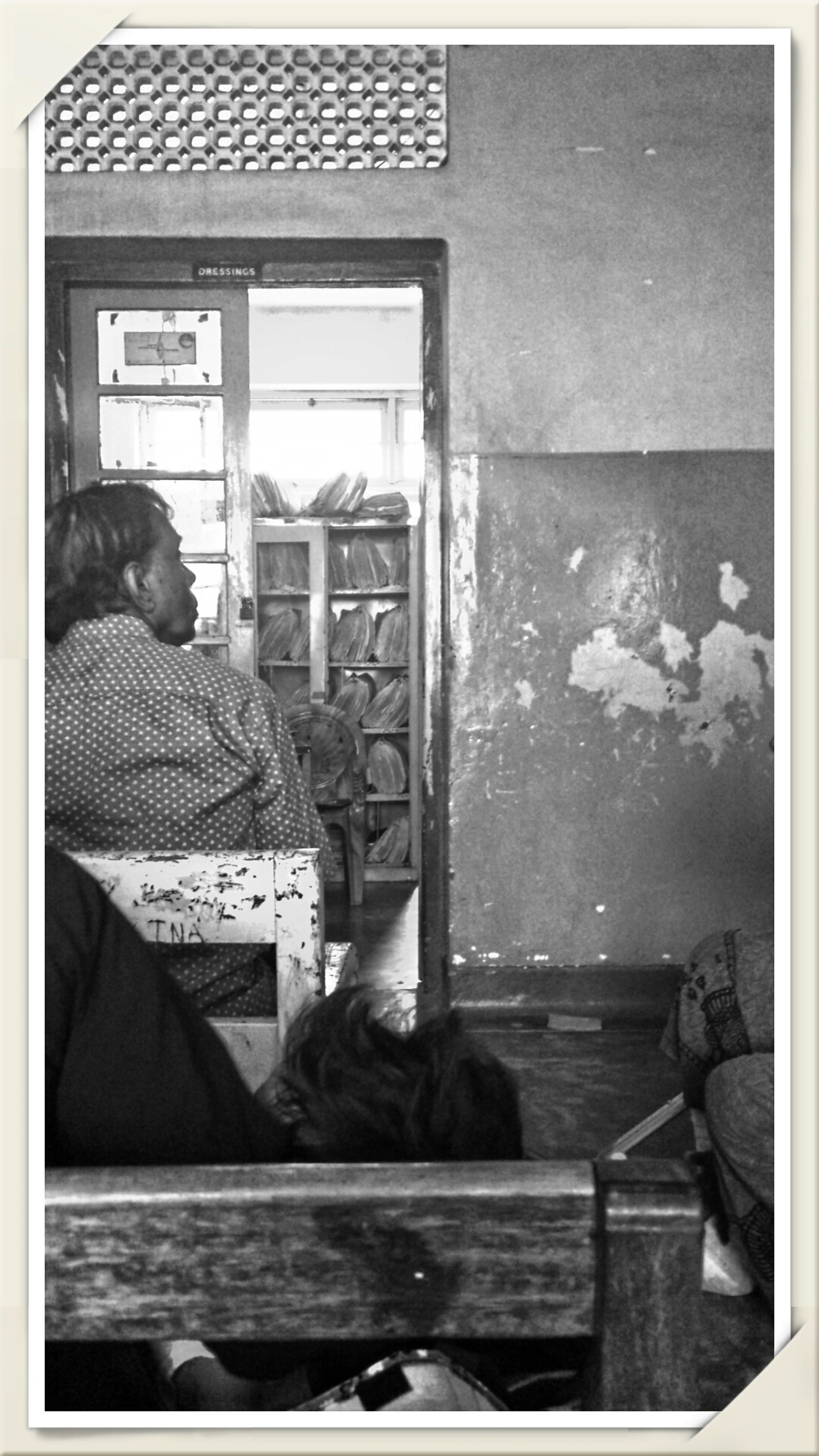 Batticaloa Teaching Hospital Hospital Waiting