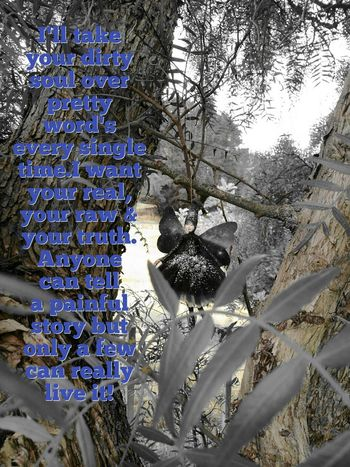 Truth Fairys In The Garden Quotes Tree Nature Beauty In Nature Growth New And Old