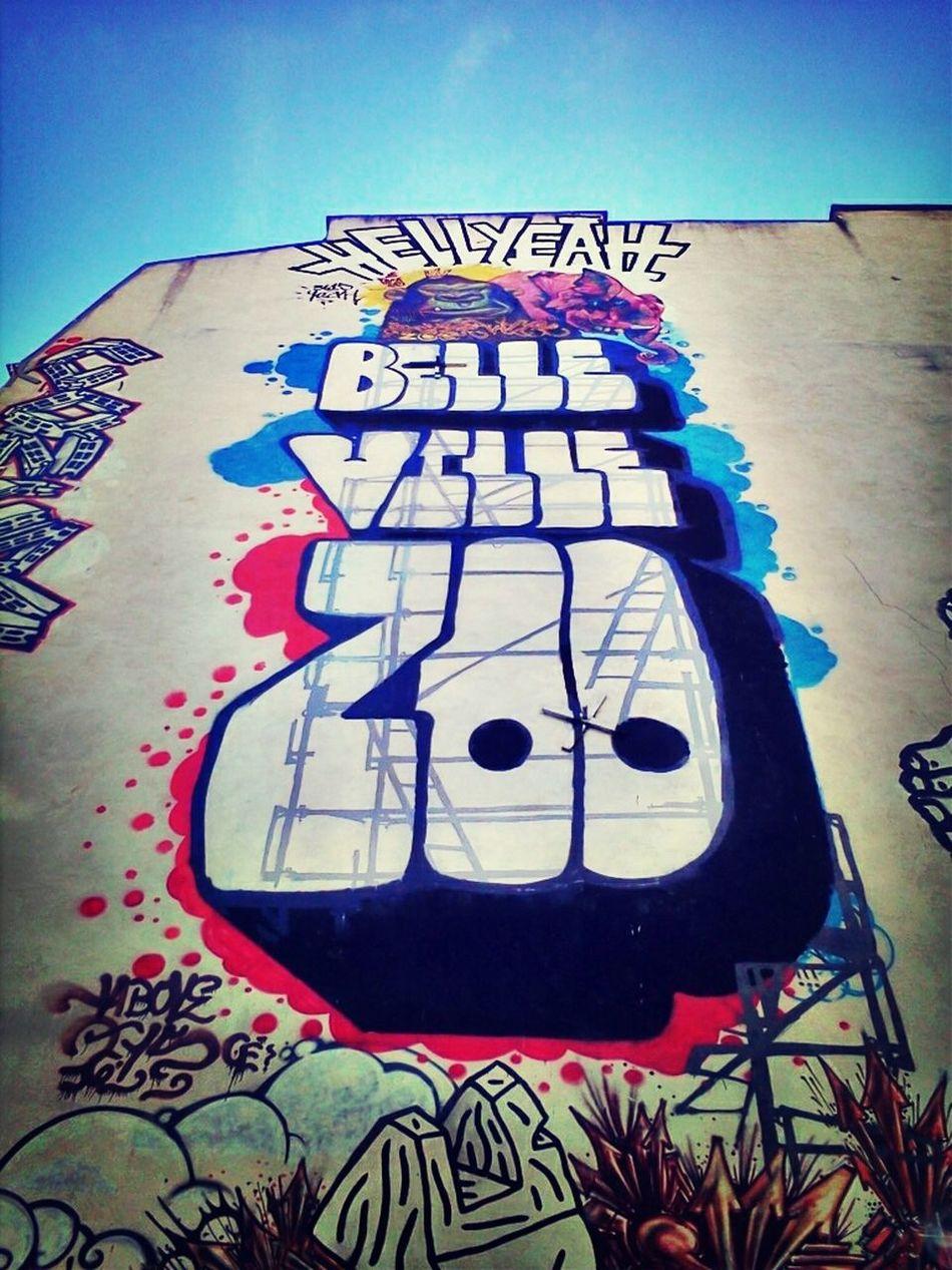 Streetphotography Graffiti Streetart Colors Belleville Zoo