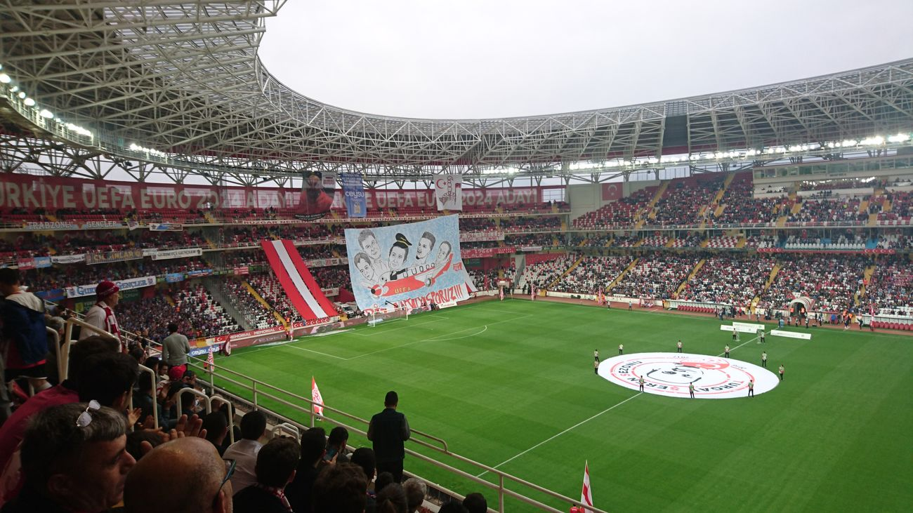 Futbool Turkiye Stadium Sport Activity Soccer Sports Team Team Sport Antalyaspor