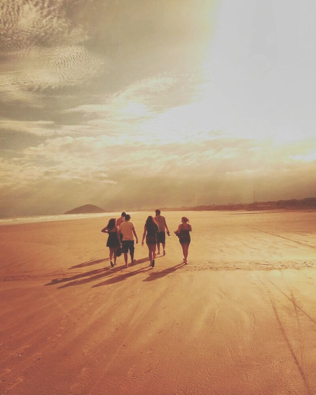 desert, sand, nature, landscape, horseback riding, domestic animals, outdoors, sunset, men, beauty in nature, sky, sand dune, day, mammal, adult, people