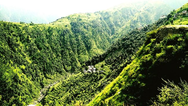 Manali highway Step Farming Mountain_collection Silhouette Nature_collection Hello World Eye4photography  EyeEm Nature Lover Valley Deceptively Simple