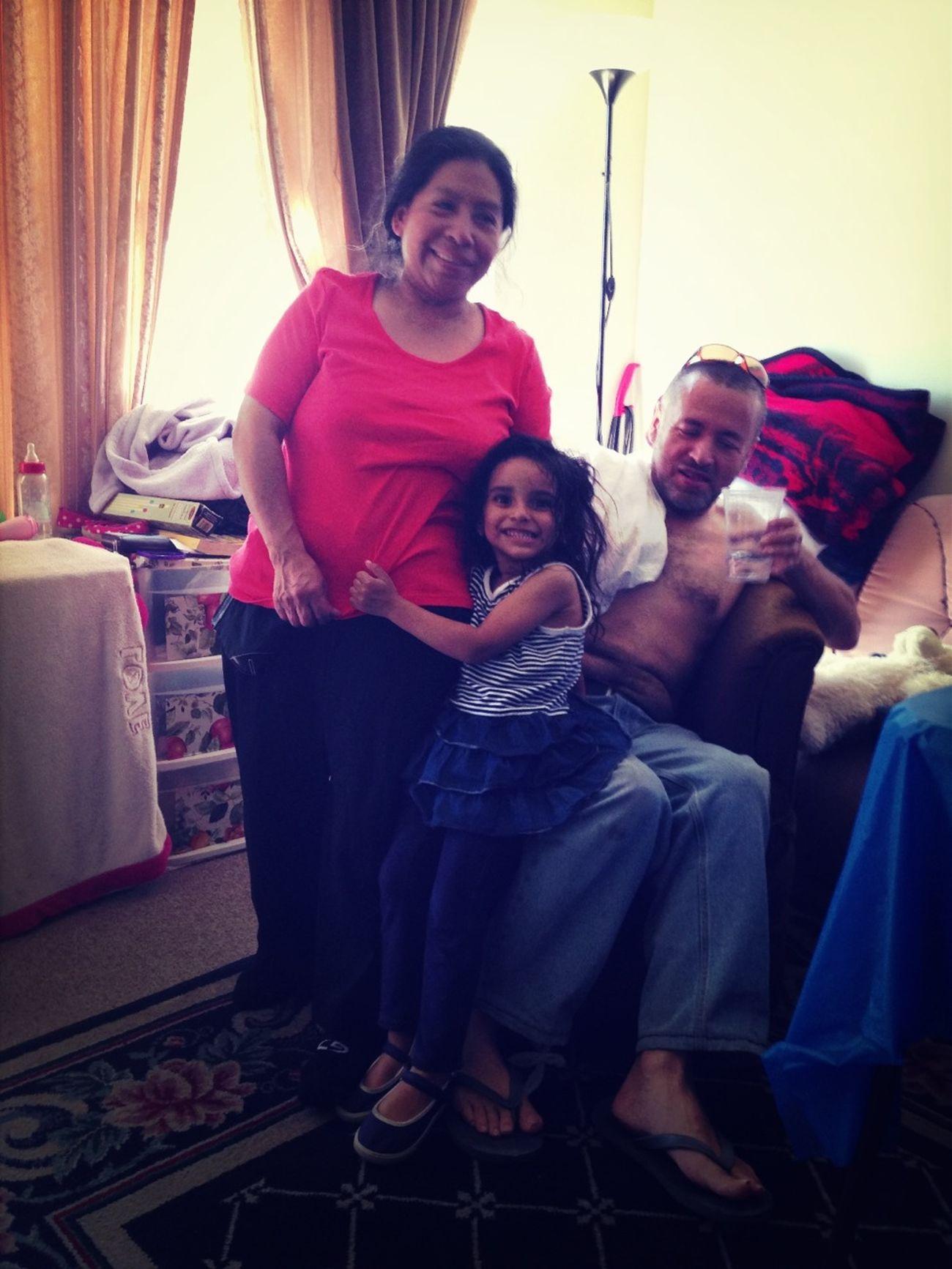 Familia Sandoval