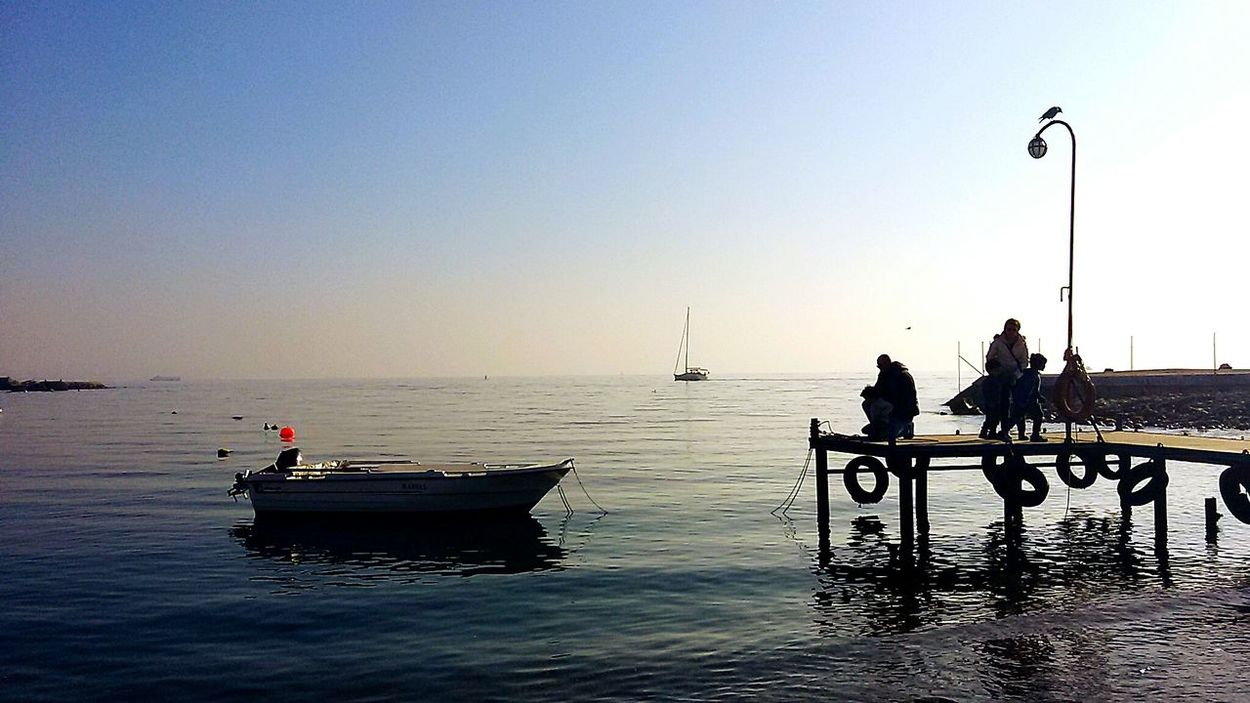 Istanbul Turkey Suadiyesahil Seaside Sea View Clouds And Sky Sky_collection Sea And Sky