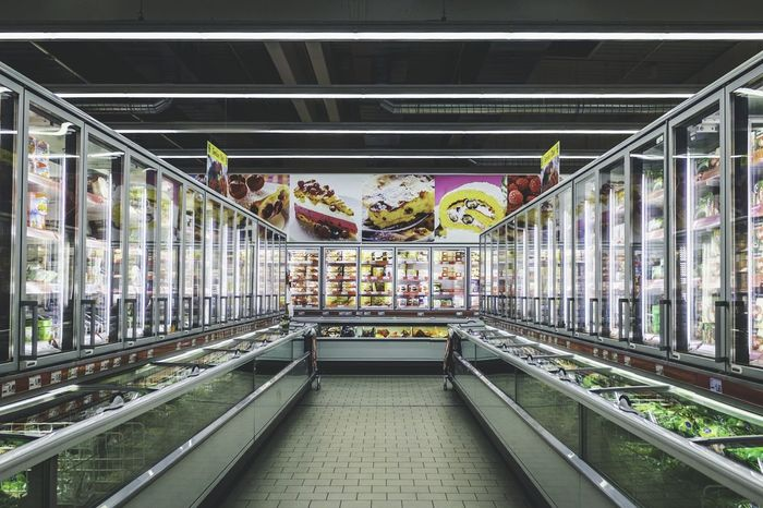 Symmetry Supermarket Weird Market Symmetrical Boring City Life The Week On EyeEm Editor's Picks