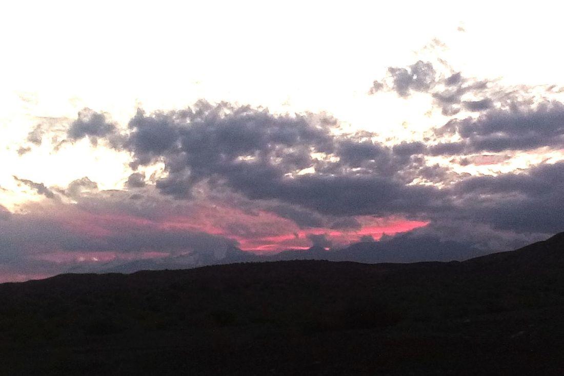 Tamberias San Juan, Argentina Clouds