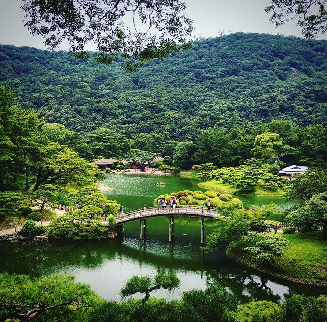 栗林公園 高松 香川県 Enjoying Life
