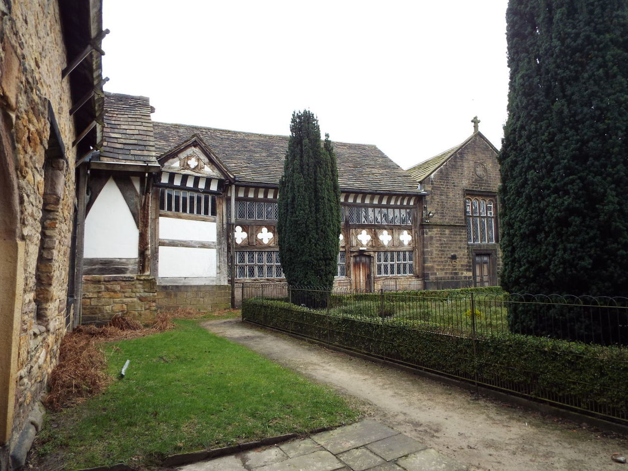 Smithills Hall Bolton United Kingdom Manor House Tudor House Medieval House